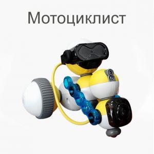 12. Мотоциклист